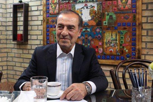 الویری: یک نهاد امنیتی گفت نجفی را انتخاب نکنید ولی قانع نشدیم