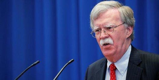ادعای بولتون درباره گزارش آژانس درباره ایران