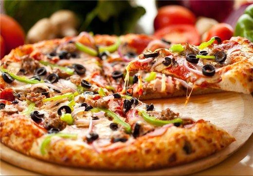 کبد خود را با مصرف پیتزا بیمار نکنید