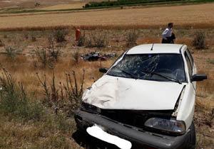 تصادف مرگبار در جاده مهاباد