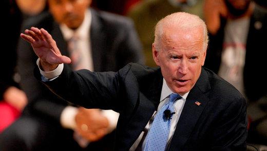 جو بایدن هم تو زرد از آب درآمد!