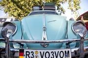 تصاویر | از فولکس قورباغهای تا پیکان جوانان در دورهمی خودروهای کلاسیک