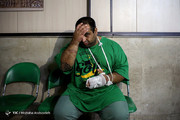 تصاویر | «غول» تهران دستگیر شد