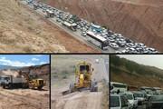 تعطیلی پروژه ۴ خطه کردن جاده ایلام-مهران