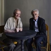 نکوداشت محمد تهامینژاد و ابراهیم مختاری در شب کارگردانان سینمای مستند