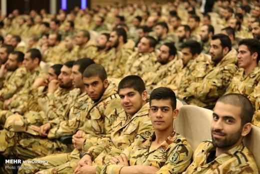 جذب سرباز امریه در دانشگاه تهران