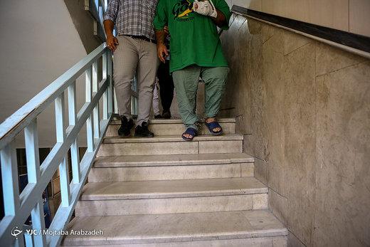 دستگیری قاتل فراری معروف به غول