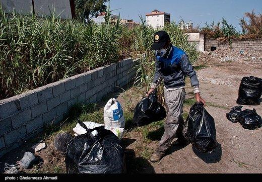 ۲۵۰۰ کارگر تفکیک زباله چهرهنگاری میشوند