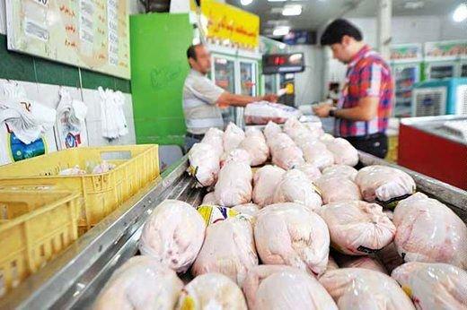 قیمت جدید مرغ تعیین شد، ۱۲.۹۰۰ تومان