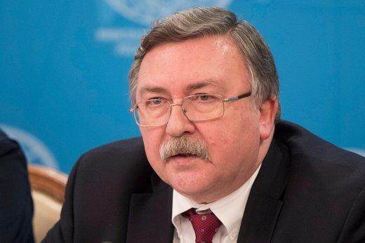 روسيا تستغرب من طلب اميركا عقد اجتماع لمجلس الحكام بشأن إيران