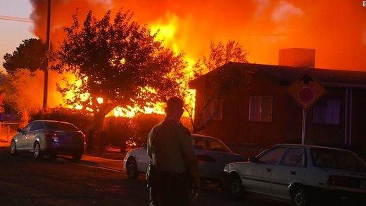کرمانشاه-کالیفرنیا؛ ۲ زلزله، یک تفاوت