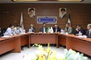 جلسه کمیته همافزایی شرکت فولاد خوزستان و فولاد اکسین