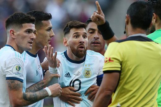آرژانتینیها بدون مسی راحتتر هستند؟