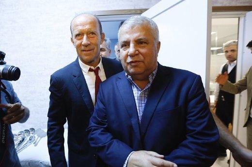 حمله بیسابقه پروین به وزیر و داورزنی به خاطر پرسپولیس و استقلال