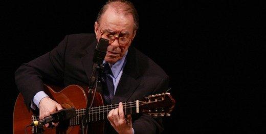 ژائو گیلبرتو، موسیقیدان، درگذشت