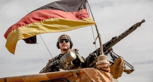 آلمان نیروهای خود را از افغانستان خارج میکند