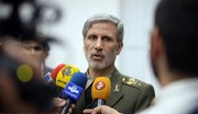 Defense minister vows to support Iran's foreign policy decisively