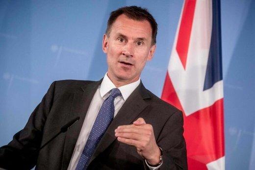 وزیر خارجه انگلیس به گام دوم برجامی ایران واکنش نشان داد