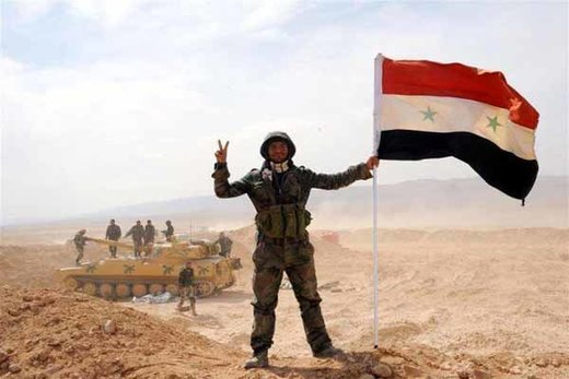تسلط ارتش عراق بر مرزهای مشترک با سوریه/ حشد شعبی به مناطق دور دست رسیده است