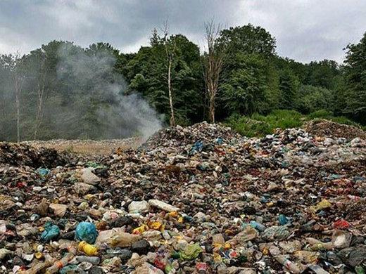 دپوی زباله در میراث جهانی