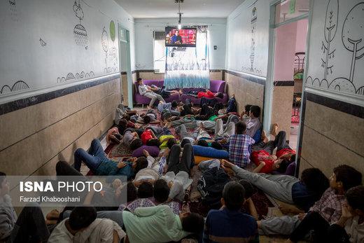 مرکز پذیرش و ساماندهی کودکان خیابانی یاسر