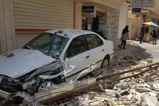 فیلم | آخرین جزییات از زمینلرزه ۵.۷ ریشتری در مسجدسلیمان