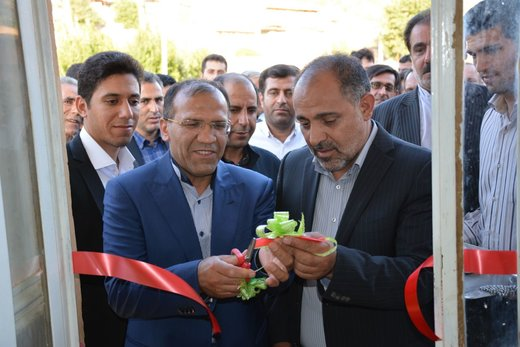 شصت و دومین دکل مخابراتی شهرستان سلسله افتتاح شد