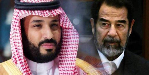 تحلیل واشنگتنپست از شباهت سیاستهای بن سلمان با صدام