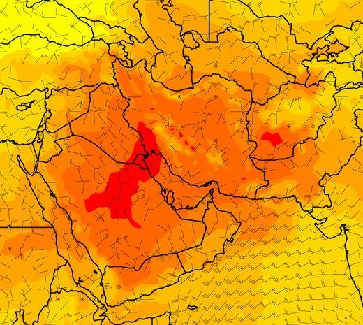 افزایش شدید دما در ایران؛ منتظر یک بحران باشیم؟