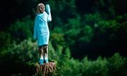 تصاویر | مجسمه پرحاشیه ملانیا ترامپ در اسلوونی!