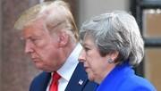 ابقای سفیر انگلیس در آمریکا/ تنشها میان واشنگتن و لندن افزایش پیدا میکند؟