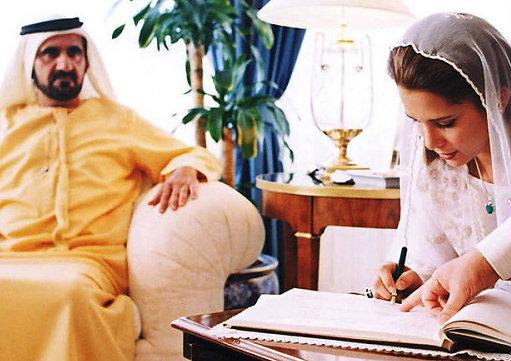 زوایای پنهان و جدیدی از زندگی همسر فراری حاکم دبی/ عکس