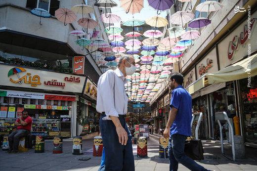 تابستان داغ تهران