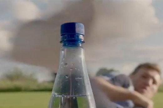 فیلم | اجرای چالش در بطری روی آنتن زنده شبکه ۳!