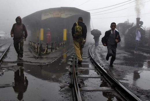 راهآهن هیمالیایی دارجیلینگ هند