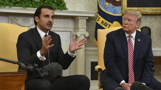 قطر بصدد الوساطة بين إيران والولايات المتحدة
