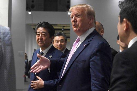 دیدار دیپلمات آمریکایی با مقامات ژاپن درباره ایران