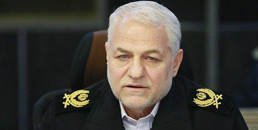 انتقاد رئیس پلیس راهور از عملیات کند آزادراه تهران-شمال
