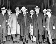 اسطوره تبهکاران آمریکایی آل کاپون آنقدر حرف زد تا مُرد!