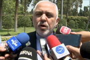 Zarif: Iran not to negotiate under pressure