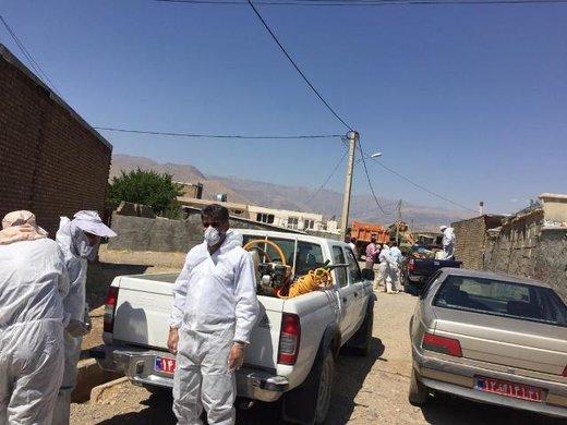 اقدامات دامپزشکی شهرستان سلسله در مبارزه با بیماری تب کریمه کنگو