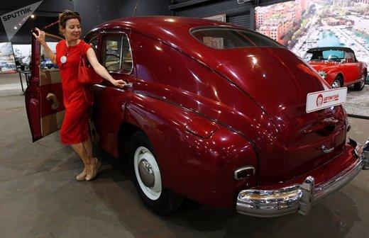 موزه خودرو«موتور اکتبر» در مسکو