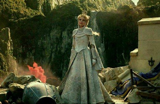 آنجلینا جولی با «مالفیسنت»به سینما بازگشت