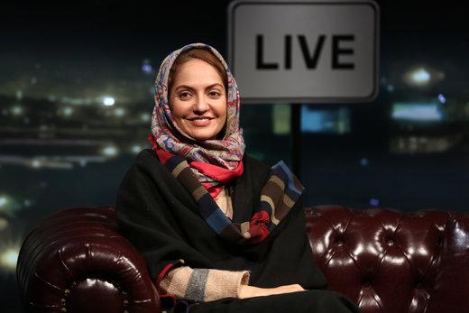 فیلم | مهناز افشار با خواندن «لالایی» رسما خواننده شد