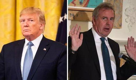 سفیر انگلیس به خاطر انتقاد از ترامپ مجبور به استعفاء شد