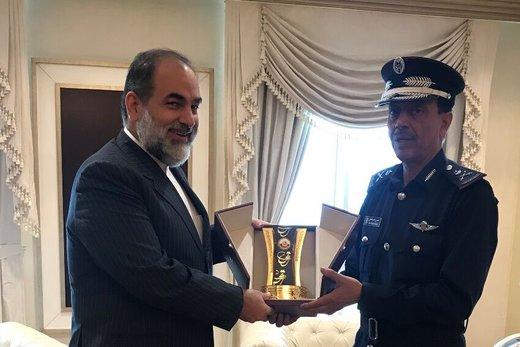 قطر برای جام جهانی ۲۰۲۲ از پلیس ایران کمک میگیرد