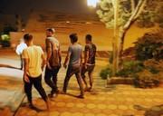 پاکسازی پارک دانشجو از خردهفروشان مواد مخدر