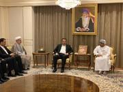 وزير الصناعة يؤكد ضرورة تعزيز التعاون في قطاع النقل في اطار تطوير العلاقات بين إيران وسلطنة عمان