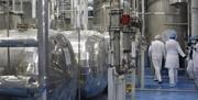 اولین تصاویر از عملیات گام چهارم غنی سازی اورانیوم در سایت فردو
