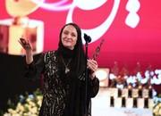 فیلم| وقتی گلاب آدینه خود را شاگرد مهدی هاشمی نامید و سالن منفجر شد